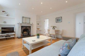 Spacious 1-bedroom Flat in Islington, London