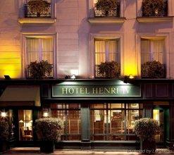 Hotel Henri Ivrive Gauche