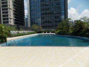 Shenzhen Yunzi Hotel Apartment Futian