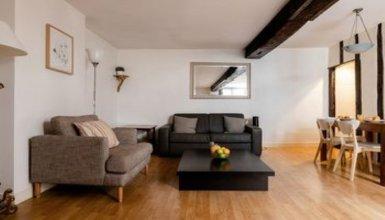Central Paris - Chatelet Apartment