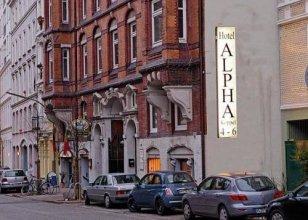 Alpha Hotel Garni