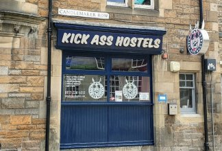 Хостел Kick Ass Greyfriars