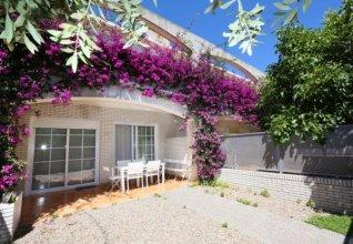 Casa Vista al Jardin Para 8 Personas en Cambrils