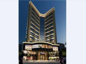 Yingshang Tianda Hotel - Jingtai Pedestrian Street Branch