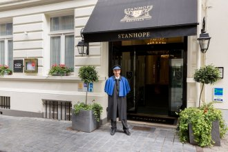 Stanhope Brussels By Thon Hotels