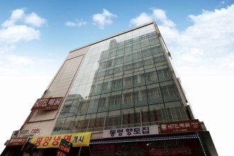 Hotel Cozy Myeongdong