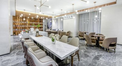 Atour Hotel Xi'an Administrative Center High Speed Railway Station