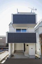 Higashi-Rokugo House BLACK