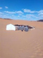 Desert Camp, Camel & Sandboarding