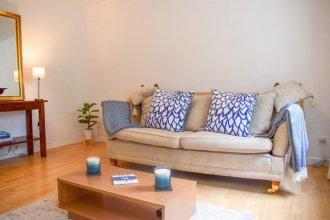 Bright Apartment in Stockbridge, Edinburgh