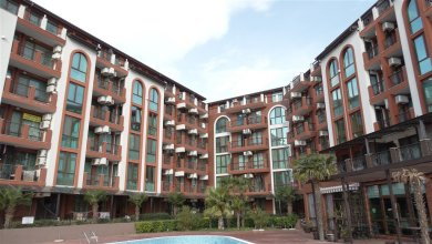 Apartment in Chateau Del Marina Apart Complex