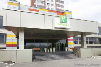 Отель Holiday Inn Chelyabinsk - Riverside