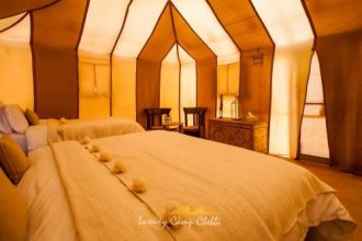 Dunes Luxury Camp Erg Chebbi