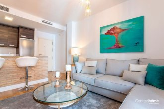 Cozy Apartment 1Bd in the Heart of the City Center. Francos VII