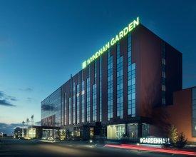 Отель Wyndham Garden Astana