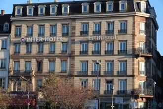 Hotel The Originals Strasbourg Centre Gare Le Bristol