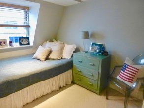 2 Bedroom Apartment in Brighton With sea View Sleeps 3