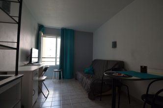 Studio Near Train Station Acropolis in Nice