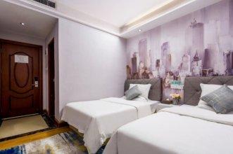 Yiqianshu Hotel Linhe West Metro Station