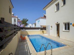 Beautiful Villa With Private Pool, Protaras Villa 1010