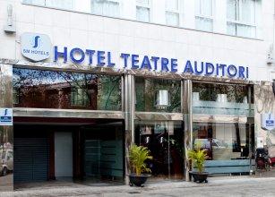 Отель Teatre Auditori