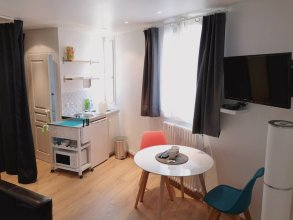 Renovated Studio Near Buttes Chaumont