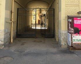 Меблированные комнаты Ринальди у Петропавловской