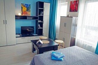 Апартаменты «Этажи на перекрестке улиц Юмашева и Папанина»
