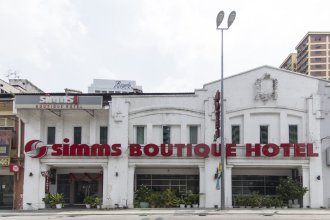 Oyo 318 Simms Boutique Hotel