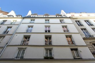 Parisian Home - Appartement 2 Personnes Montorgueil