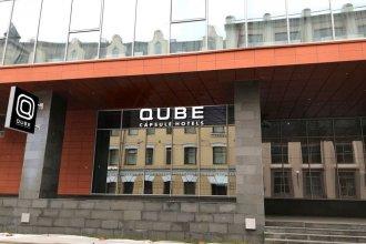 Капсульный Отель Qube