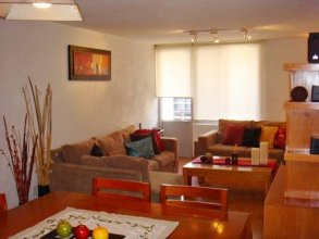 Apartment Near Coyoacan Del Valle District