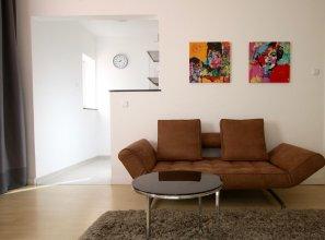 Arthouse Apartments im Belgischen Viertel
