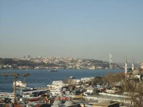 Dream Duplex Bosphorus Terrace