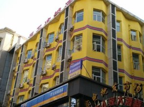 7 Days Inn Chongqing Yongchuan Yuxi Square Branch