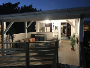 Apartment With one Bedroom in Sainte-anne, With Wonderful sea View, Te