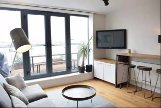 1 Bedroom Flat in Hackney Next to Canal