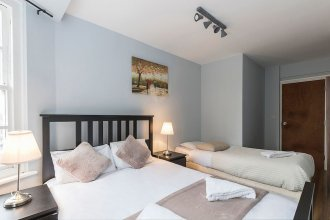 Nice 3 Bedrooms Apartment Near Hyde Park & Oxford St