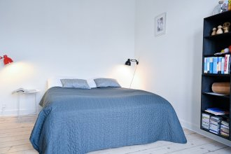 Beautiful 2-bedroom Apartment With Designers Furniture in Downtown Copenhagen
