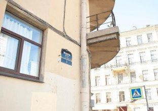 Апартаменты рядом с Эрмитажем
