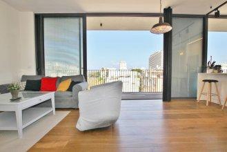 Hilton Beach new Spectacular 2BR Terrace