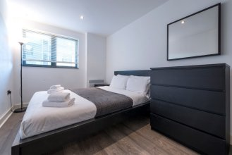 Spacious 2 Bedroom Apartment in Manchester City Centre
