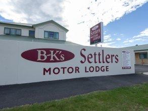 BKs Settlers Motorlodge