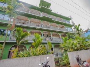 OYO 14181 Home Garden View Studio Morjim Beach