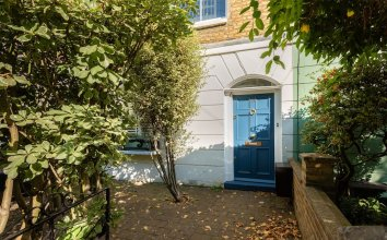 The Camden Market Escape - Bright 3bdr Townhouse With Patio