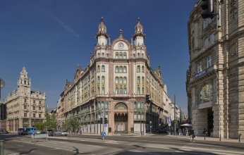 Parisi Udvar Hotel Budapest- in the Unbound Collection