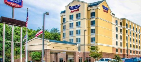Fairfield Inn by Marriott Washington D.C.