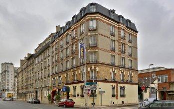 Arc Paris Porte D'Orleans