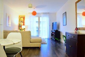 1 Bedroom Flat With Balcony In Camden Town