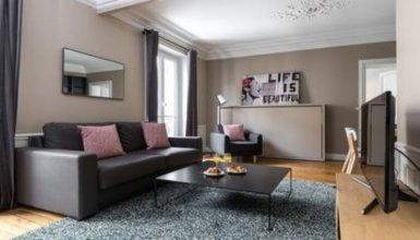 Jussieu - Latin Quarter Apartment